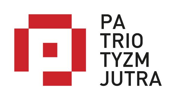 Logo programu grantowego Patriotyzm Jutra